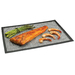 Grill & BBQ Mat: Because foods shouldn't fall through the cracks. Place delecate foods directly on the mesh mat and they will grill to juicy perfection without sticking or falling through the grates.  For indirect grilling.