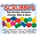 Scrubby's are a family of Non-abrasive silicone scrubbers using Square-bristle technology to clean without scratching. Uses are innumerable. Excellent to clean cast iron, stainless steel & more. Excellent exfoliators too! Dishwasher safe. No-odor.