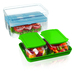 Fit & Fresh Lunch Containers include ice packs, measurement markings and a variety of features to make it convenient to bring a fresh healthy lunch. Over 200 items for adults and kids.