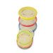 10 Piece Designer Round Food Storage Set