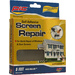 PIC's NEW Self Adhesive Screen Repair (5') provides an easy and cost effective alternative to costly screen repairs. Easy to apply, waterproof and good for use in heat up to 150 degrees. Lets the air in and keeps the pests out !