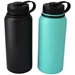 This vacuum sealed bottle features a screw-on, spill-resistant lid and a loop handle for carrying and attaching.This reusable water bottle is great for hiking, camping, fishing, biking, cycling and so much more.Meeting FDA requirements and BPA free, give away this cool cup at a variety of events from tradeshows to universities to sporting events. You are welcome to visit our factory! Any color and package are acceptable. Normally our packing is Bubble bags, egg crate, 24 pieces each carton. FOB $5.75/pc net for 3,000 pcs