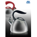 Stainless Steel Kettle simply combining style and function