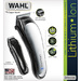 Wahl continues to lead in the category they invented with new lithium ion technology.  With over twice the run time as other rechargeable clippers and all the power of our corded product.