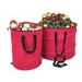 Store your garlands, wreaths, and a variety of holiday decor in our new, easy-to-use pop-up storage bags.
