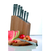 Orion 8pc Knife Block