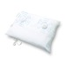 Listen to your favorite music or sleep therapy with this comfortable pillow. Stereo speakers.