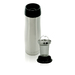 See why our travel tea mug is one of the top selling mugs in the industry!  It features a comfortable 16 ounces under the lid, the button to open that locks into the inside of the mug for green tea or easily removable filter for coffee or western style tea brewing.