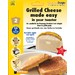the easy way to make grilled cheese in your toaster   - no stress - no mess! Reusable & patented - you'll never go back!