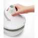The CleanPot opens in one simple twist for easy washing.