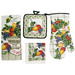 Kitchen Towel, Dishcloth, Pot Holder, Oven Mitts - Many designs available!