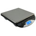 The AMW-13 kitchen scale offers a large stainless steel weighing platform that is perfect for weighing ingredients in the kitchen. It features rubber stabilizing feet and can be used with the AC adapter (adapter sold separately).