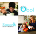 Obol and Spoonit have changed the way we enjoy cereal. No more soggy flakes. Because crispy is better. Just swoop & scoop.