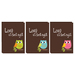 Baby Owl Poly Mini Photo Albums