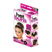 The Simple Hair Styling Solution! Make beautiful buns in less than a minute Lightweight and comfortable – no pins needed! Central cord secures the bun and keeps it tight & in place Create all styles of Buns…Small & Large (comes in a set of 2)