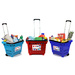 The Go Cart is designed to make your daily life easier. It's the ideal cart for all of your needs both inside, and outside the house. It is perfect for organization, storage, cleaning supplies, laundry, and for all your household needs.