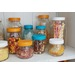 Regular and Wide Mouth Mason Jar iLIDS for airtight pantry storage