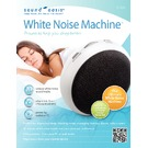 Sound Oasis White Noise Sleep Sound Therapy System, Model S-100.  The ultimate white noise machine with patent pending white noise generation technology that provides 10 different tones of white noise to better suit your taste.