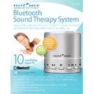 Sound Oasis Bluetooth Sleep Sound Therapy System, Model BST-100.  Sleep better with any one of our 10 built-in sounds or stream new sounds/music via bluetooth from your mobile device or computer.