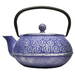 Inspired by the heritage of Asian design, it has a 40-ounce capacity to steep multiple cups of tea. Lead free, it has a quality feel and creates an ideal environment for steeping.  Comes with a removable stainless steel loose tea infuser basket and can work with either loose tea or teabags.