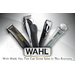 Wahl: The Brand Used by Professionals.