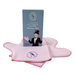 With the same mix of cleaners and anti-tarnish agents as our cloths, and a special lining that's soft on your hands, these Mitts provide a quick, convenient way to clean tarnished silver.