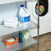 Con-Tact Brand Shelf & Storage Liners are great for wire shelves.