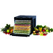 Sedona is the 9-tray digital food dehydrator with a see through glass door. Because Sedona utilizes Dual Fan Technology, you can convert Sedona into a 4 or 5 tray food dehydrator. Sedona is energy efficient and is much quieter that other dehydrators.