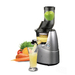 Found on the world's first wide mouth slow juicer, Kuvings' patented, large 3
