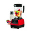 The Salton Harley Pasternak Power Blender is the perfect blend of Power and Affordability. It blends, crushes, emulsifies, chops, purees, liquefies and prepares hot food, including soups and sauces in minutes. Equipped with a 2 HP,  1500 W,  30,000RPM motor, with all metal drives, and 8 Japanese Precision stainless steel blades.  Includes a 2L Tritan BPA free jar,  a 700ml On-The-Go Bottle and a Harley Pasternak approved color recipe book.