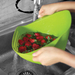 Colander Easy to lift & pour One stop operated station.