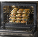 Betty Crocker 3-Tier Baking Rack.  Maximizes oven capacity.  Bake 4 sheets of cookies at one time.  Patented design folds up flat for easy storage.