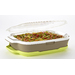 New! These patented ultra insulated carriers keep food hot or cold up to 4 hours. From the oven to the car to the serving table, these spill proof carriers are the ideal way to bring a dish to a party.