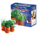 A Sure Profit Builder with an Upscale Look and Unique Selling Features. Our rich, distinctive Terra Cotta Pots and the Patented Chia Growing Sponge put this Herb Garden in a class by itself.  Seed packets included in each Herb Garden Growing Kit: Parsely, Basil, Cilantro, Chives, Dill, Marjoram