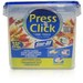 Press 'N' Click 9.5 Cup Square Food Storage