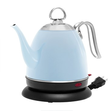 NEW COLOR 2021:  Mia Electric Kettle - Glacier Blue